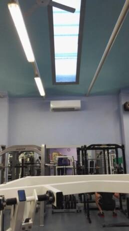 Installazione sistema VRF Mitsubishi Electric Milano