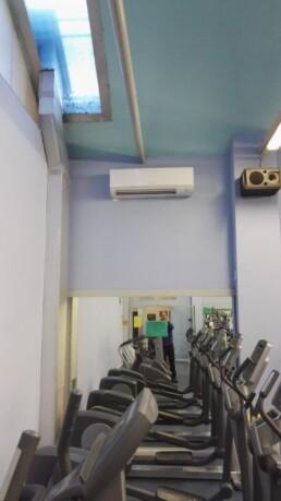 Installazione sistema VRF Mitsubishi Electric Busto Garolfo Milano vista interna