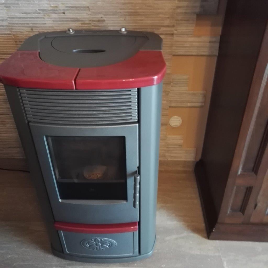 Canna fumaria per stufa a pellet edilkamin paganini graziano for Edilkamin inpellet